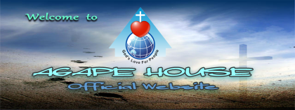 Welcome to Agape House Website